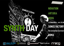 Synth Day Roma