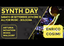 Synth Day - Bologna