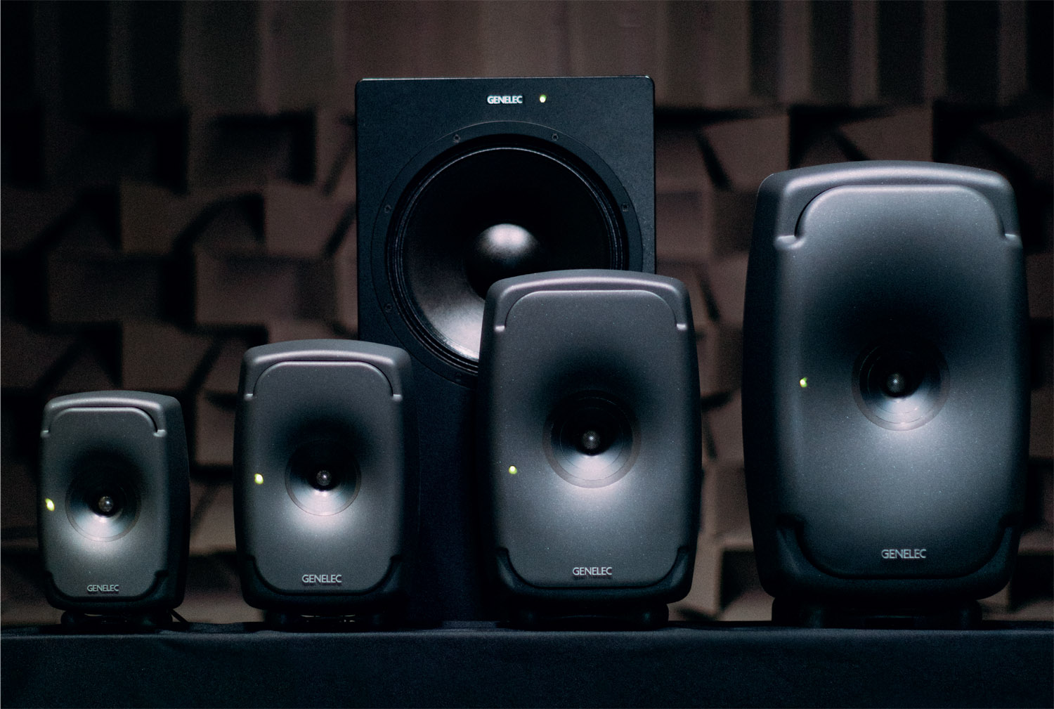 Genelec The Ones - Point Source Excellence