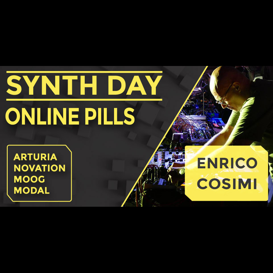EVENTO: Synth Day Online Pills