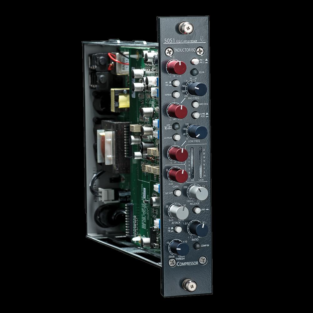 RUPERT NEVE DESIGNS 5051 INDUCTOR EQ AND COMPRESSOR