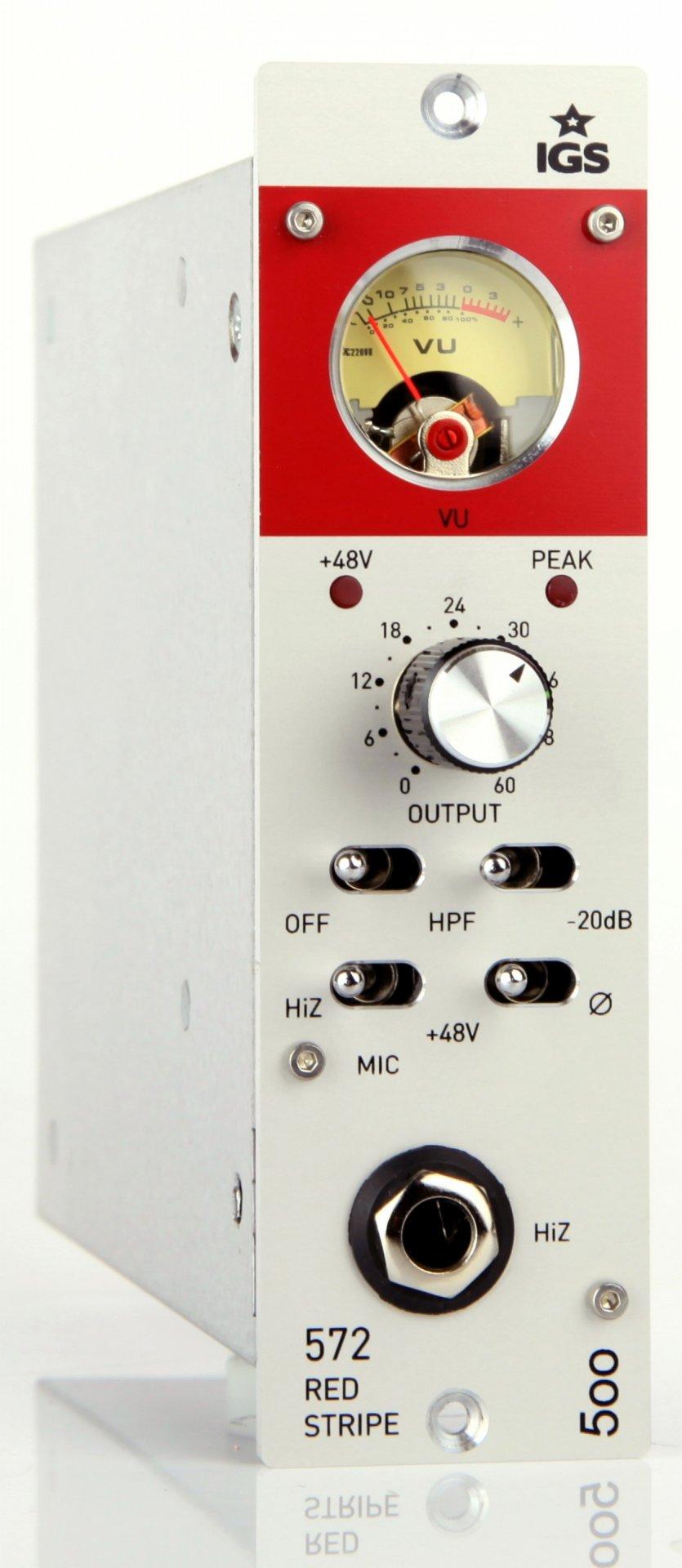 IGS 572 RED STRIPE