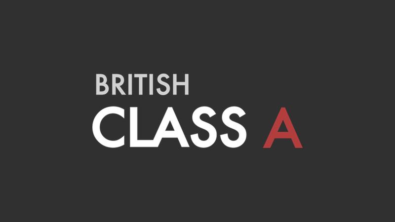 SOFTUBE SOFBCA BRITISH CLASS A