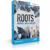 SDX Roots- Brushes, Rods and Mallets