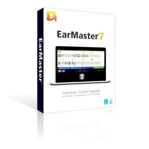EARMASTER EM7FP3 EARMASTER PRO 7 FAMILY PACK (3 COMPUTER)