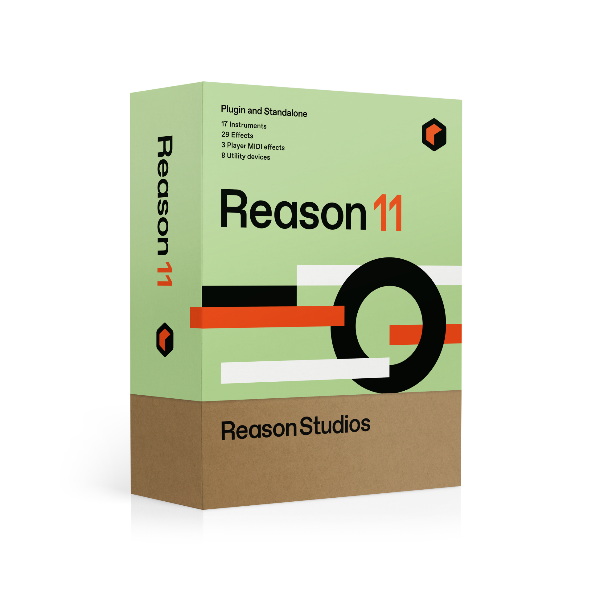 REASON STUDIOS RE11ULAL REASON 11 UPG. DA ESSENTIAL/LTD/ADAPTED/LITE  - CODICE ACTIVATION KEY