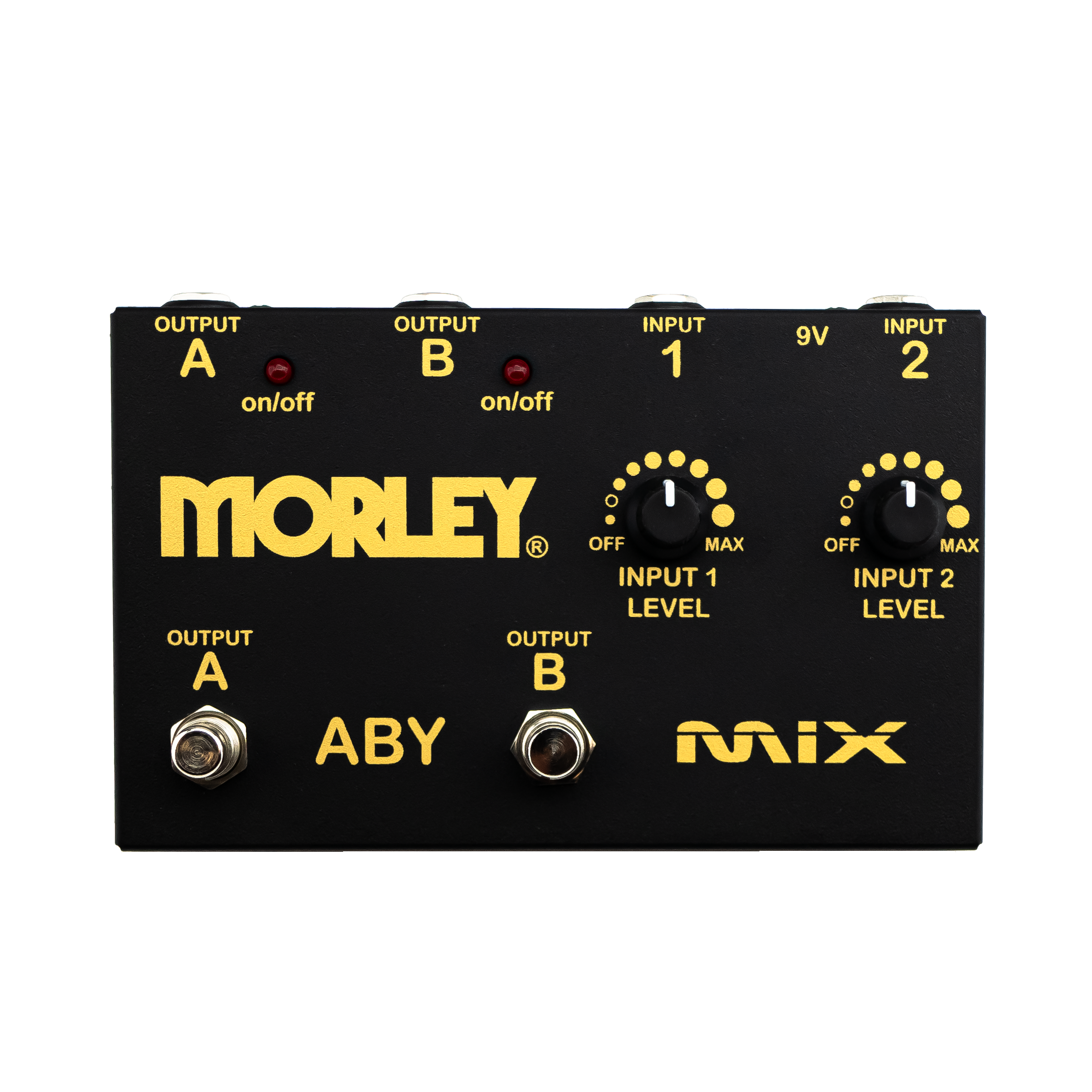 MORLEY ABY-MIX-G GOLD SERIES