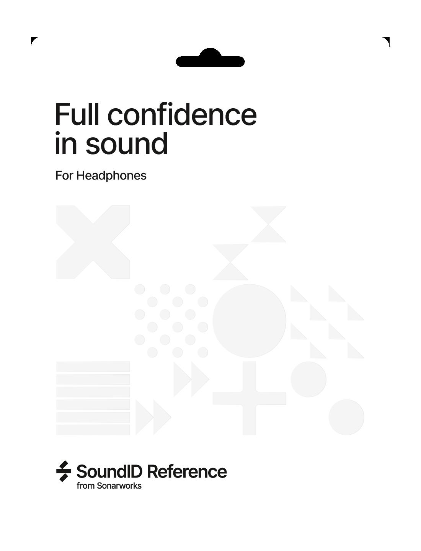 SONARWORKS SW5HD SOUNDID REFERENCE HEADPHONE - CODICE