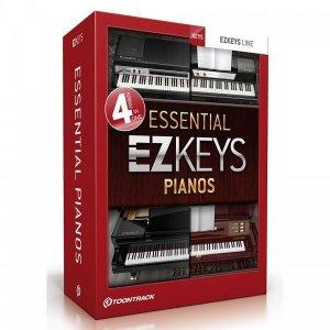 EZ Keys Essential Pianos